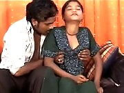 Indian Razia gets her breasts and pussy played with