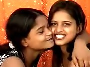 Indian lesbo kissing tits and fingering juicy pussy
