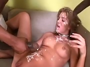 Lovely Jaelynn Fox takes huge cocks and cum drenched