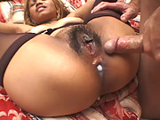Asian Cream Pie Invasion #02